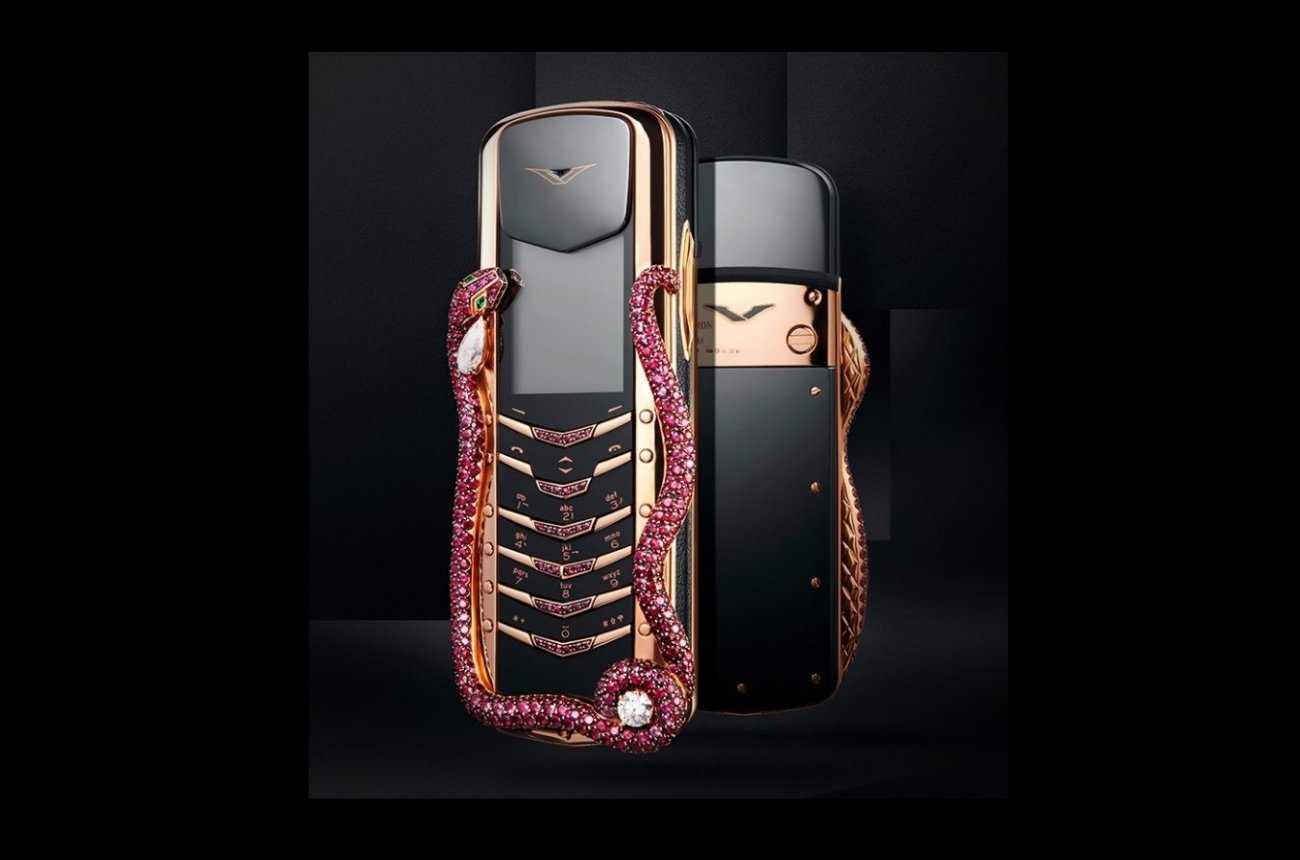 Какой самый дорогой телефон в мире9