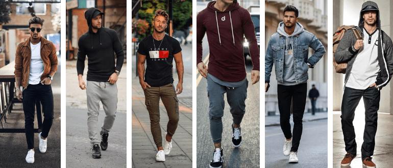 мужской стиль одежды 2020