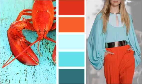 Коралловый цвет это какой