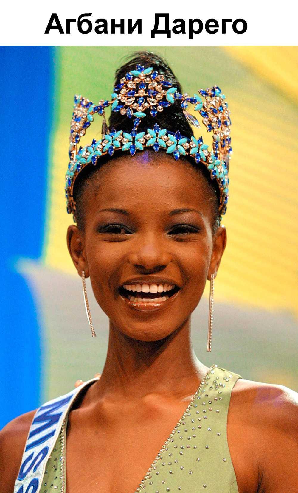 Мисс мира все победительницы