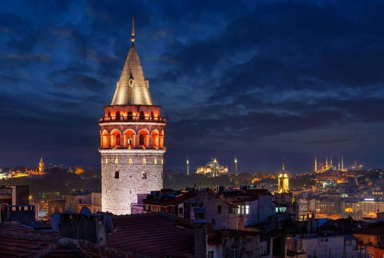 Красивые места Стамбула фото12