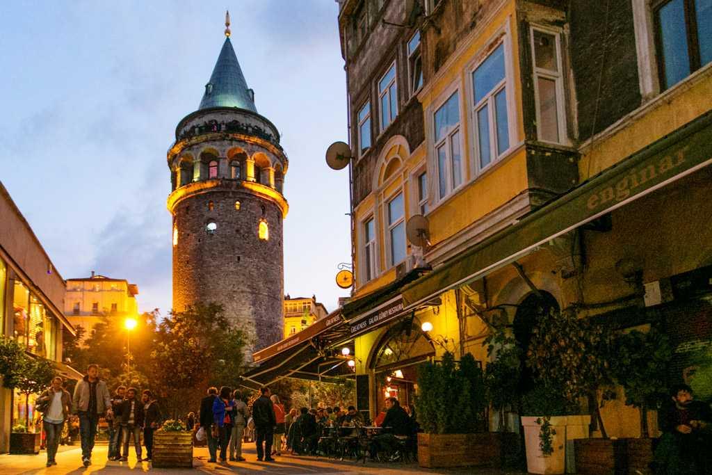Красивые места Стамбула фото11