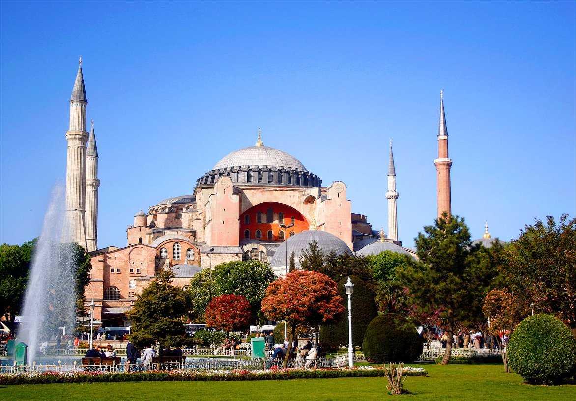 Красивые места Стамбула фото13