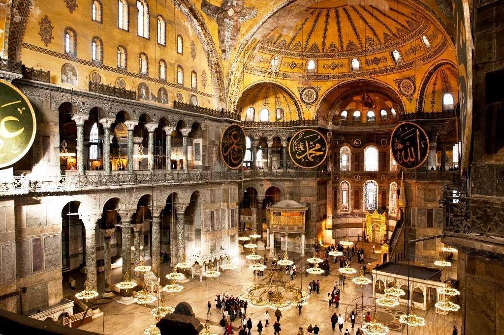 Красивые места Стамбула фото14