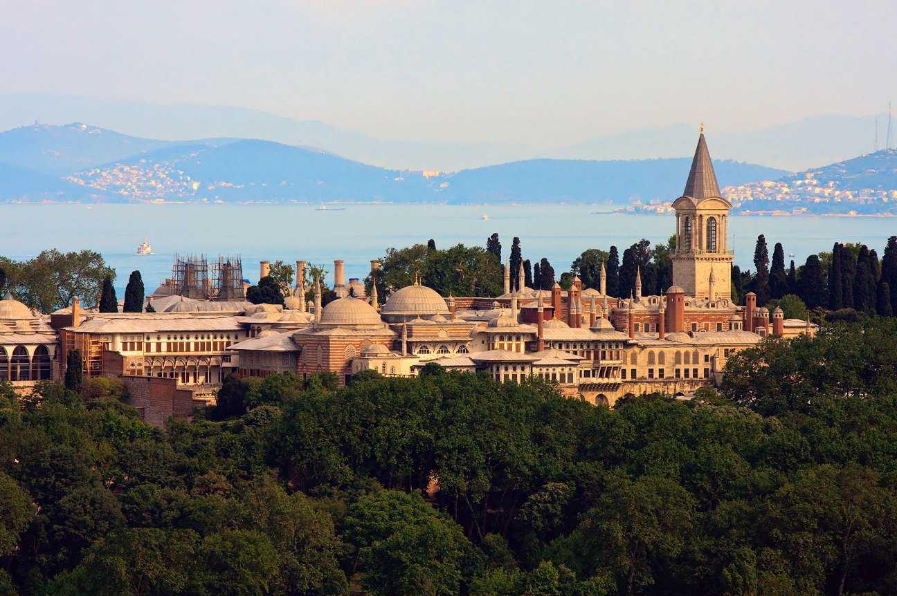 Красивые места Стамбула фото15