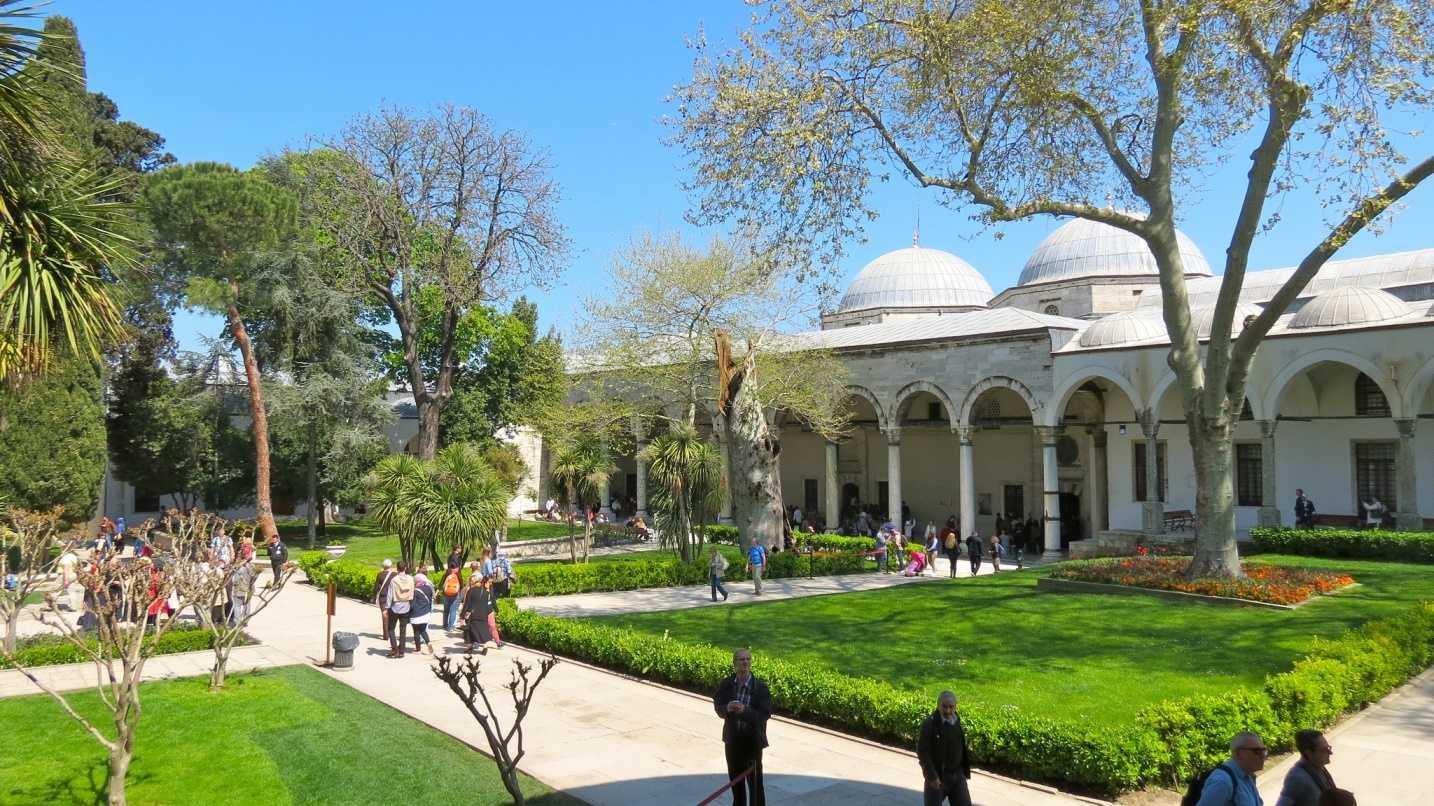 Красивые места Стамбула фото16