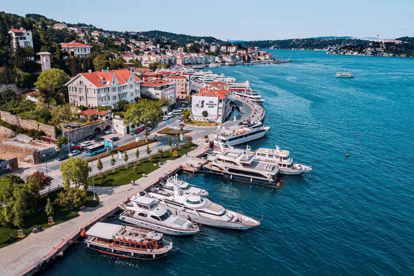 Красивые места Стамбула фото19