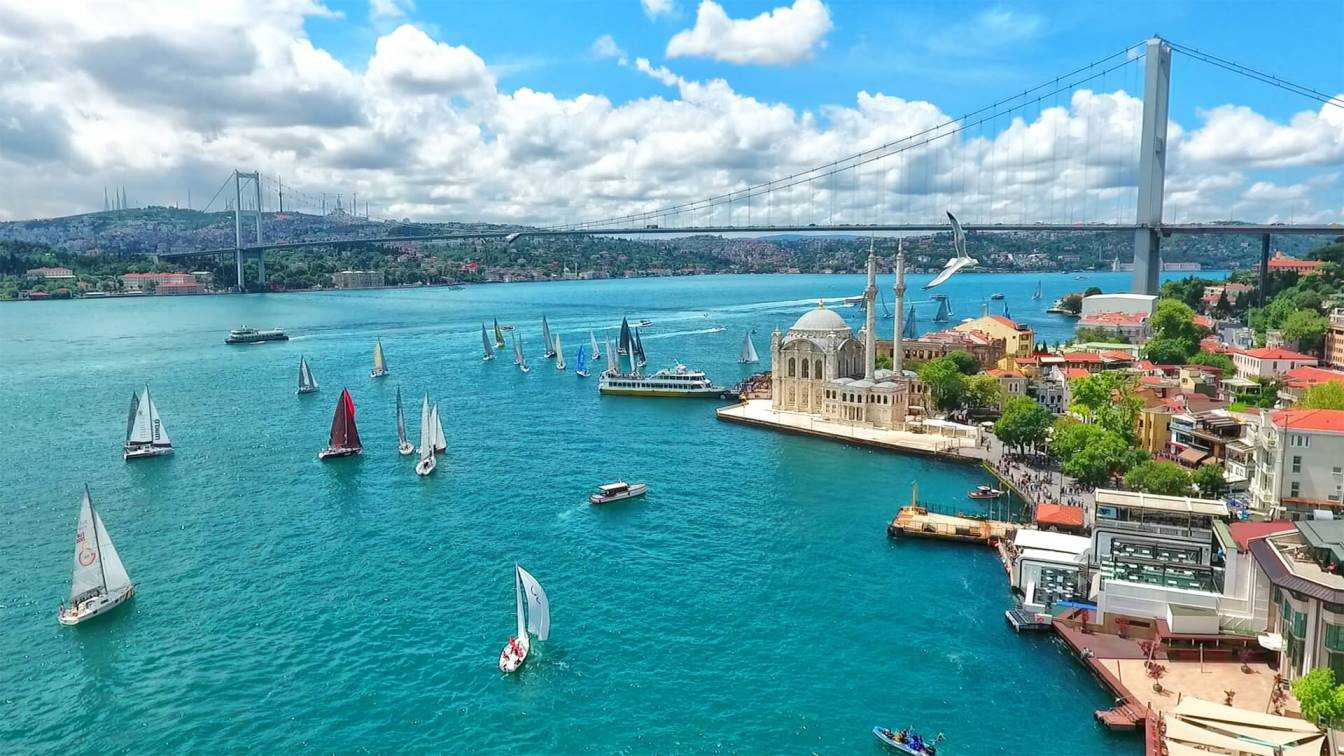 Красивые места Стамбула фото4