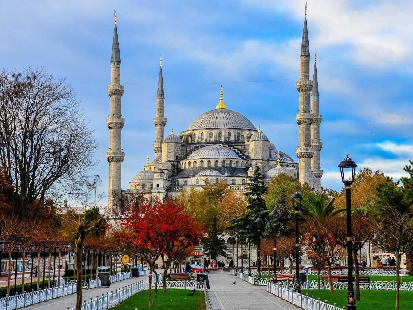Красивые места Стамбула фото8