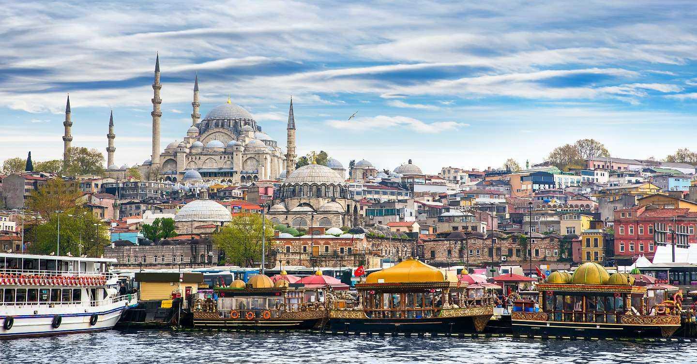 Красивые места Стамбула фото9