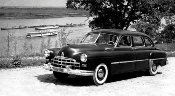 Старинные автомобили фото10