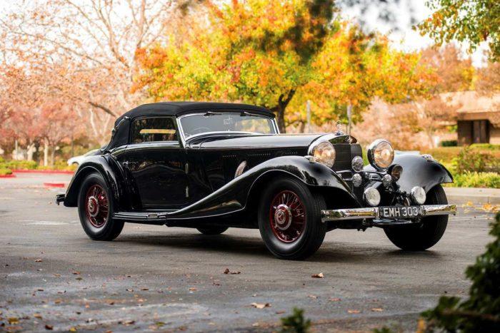 Старинные автомобили фото2