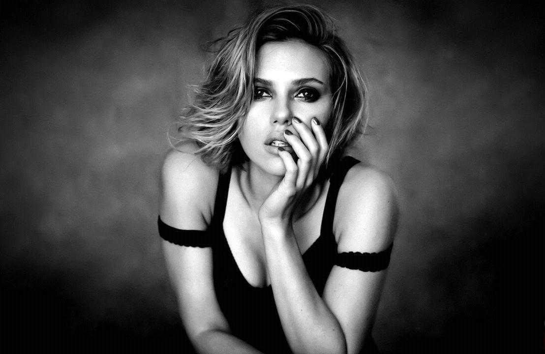 Красивые черно белые фото1