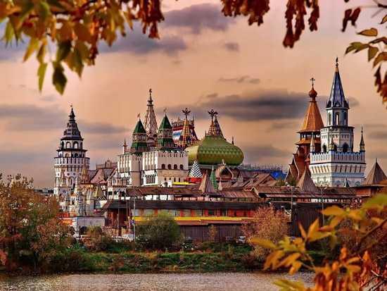 Самый красивый парк в Москве1