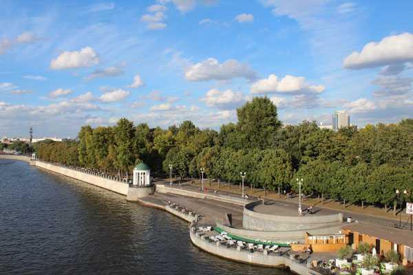 самый красивый парк в москве3