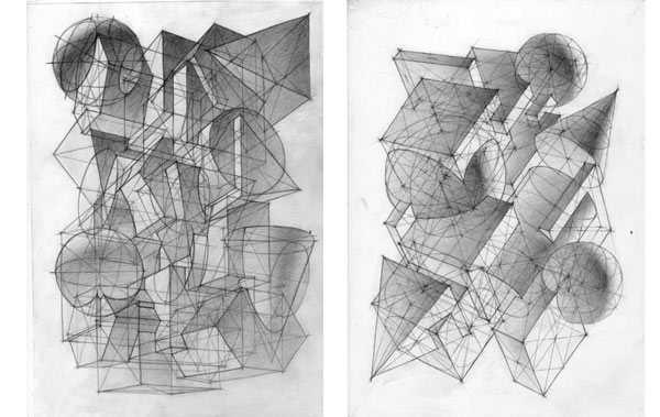Симметрия в композиции11