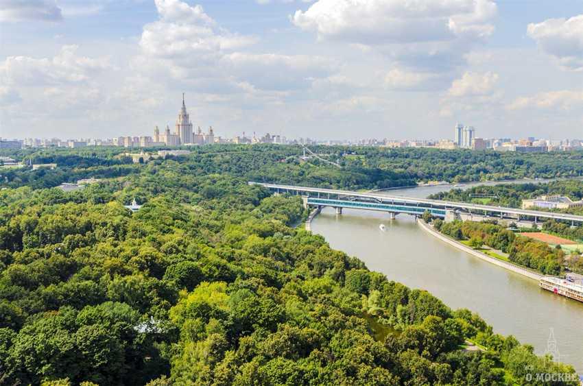 Москва Воробьевы горы9