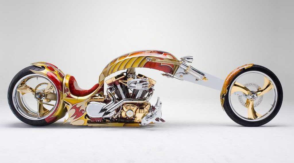 Самые дорогие мотоциклы в мире фото6