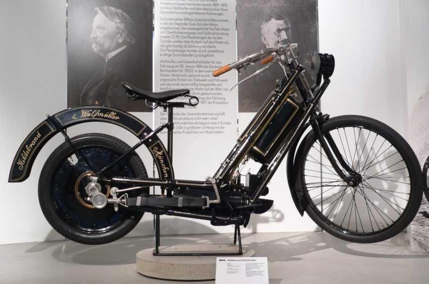 Самые дорогие мотоциклы в мире фото7