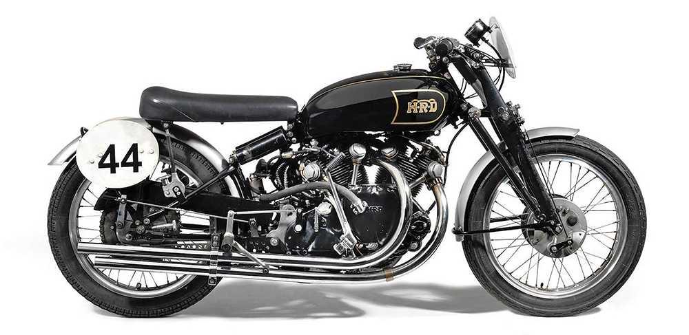 Самые дорогие мотоциклы в мире фото9