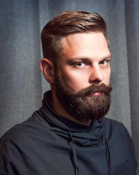 Фото бороды у мужчин15