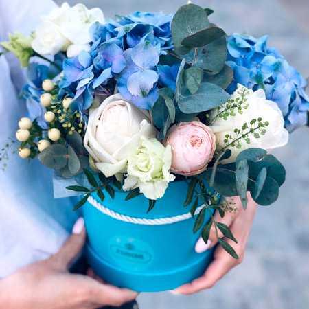 Самые красивые букеты из живых цветов фото7