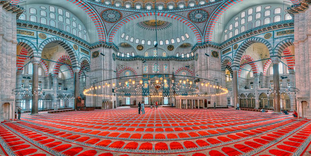Красивые места Стамбула фото3