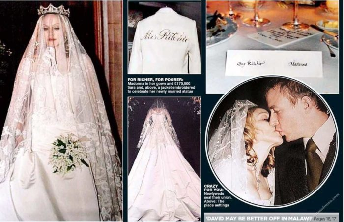 Свадебное платье самое дорогое1