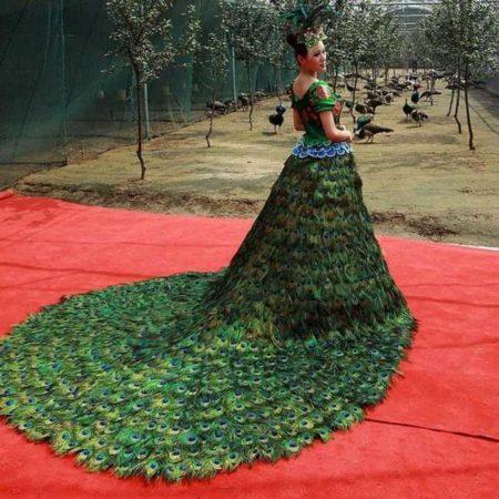 Свадебное платье самое дорогое11