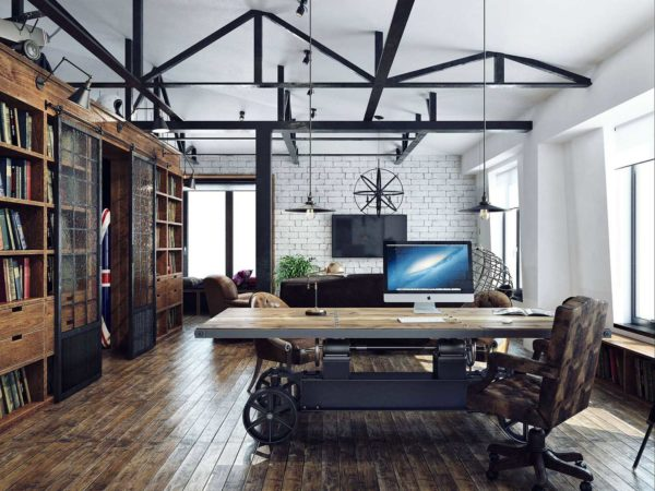 Как красиво оформить рабочее место7