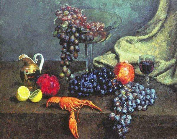 Картины известных художников натюрморты11