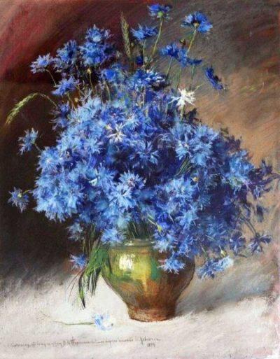 Картины известных художников натюрморты7