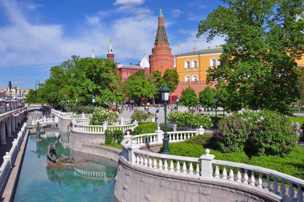 Места в Москве для прогулок11