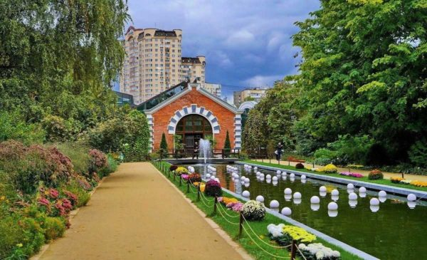 Романтические места в Москве10
