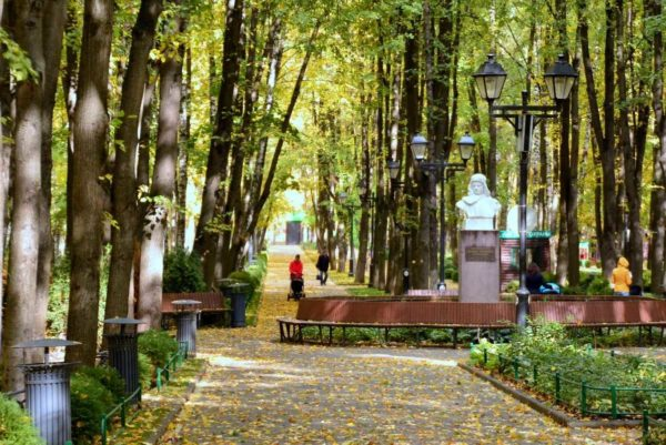 Места в Москве для прогулок2