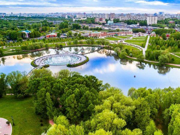 Места в Москве для прогулок21