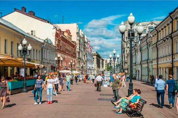 Места в Москве для прогулок22