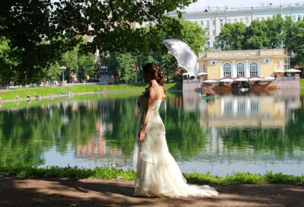 Романтические места в Москве1