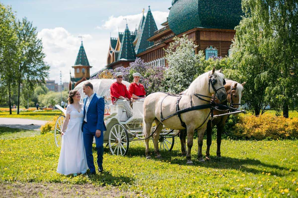 Романтические места в москве