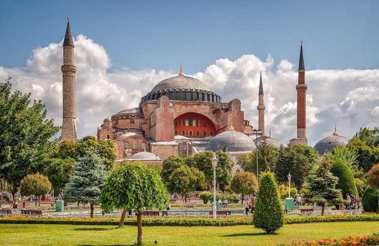 Красивые места Турции фото1