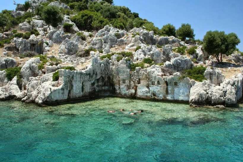 Красивые места Турции фото10