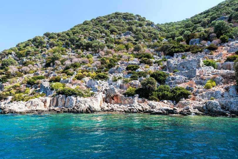 Красивые места Турции фото11