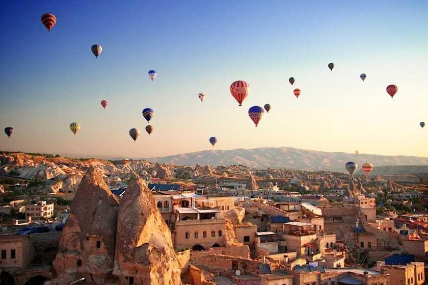 Красивые места Турции фото13