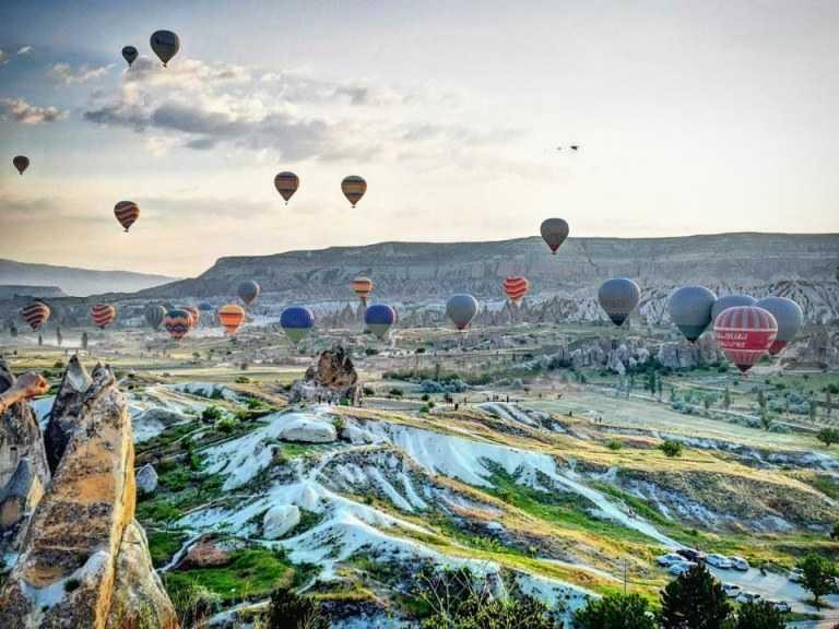 Красивые места Турции фото14