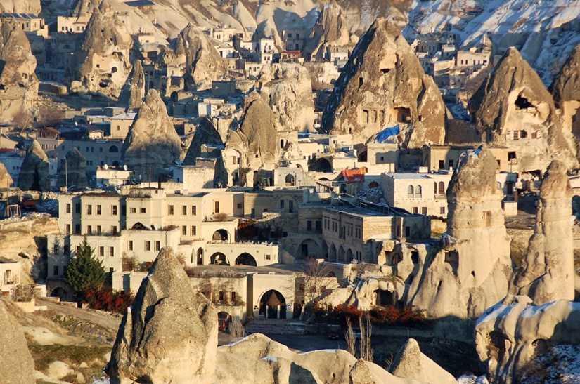 Красивые места Турции фото15