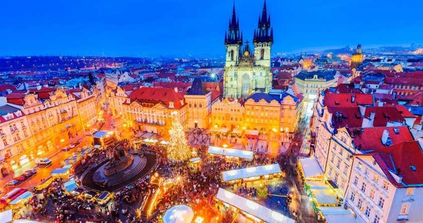 Самый красивый город в Европе4