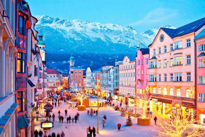 Самый красивый город в Европе7