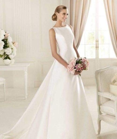 Самые красивые свадебные платья фото1