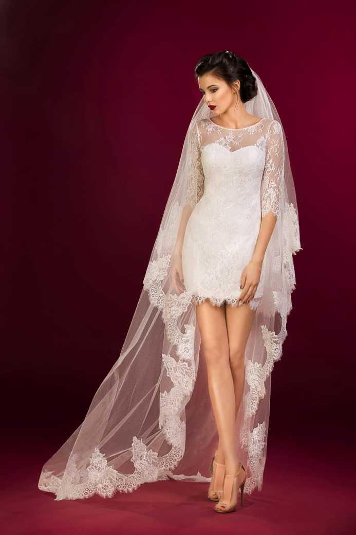Самые красивые свадебные платья фото20