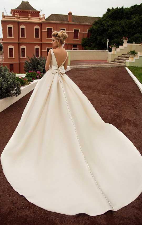 Самые красивые свадебные платья фото15